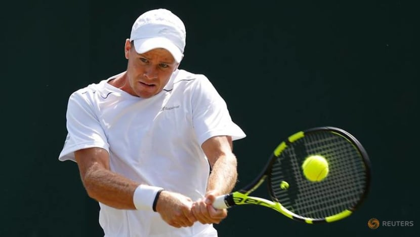 Tennis: US player Harrison fined US$3,000 for declining interview over wearing mask