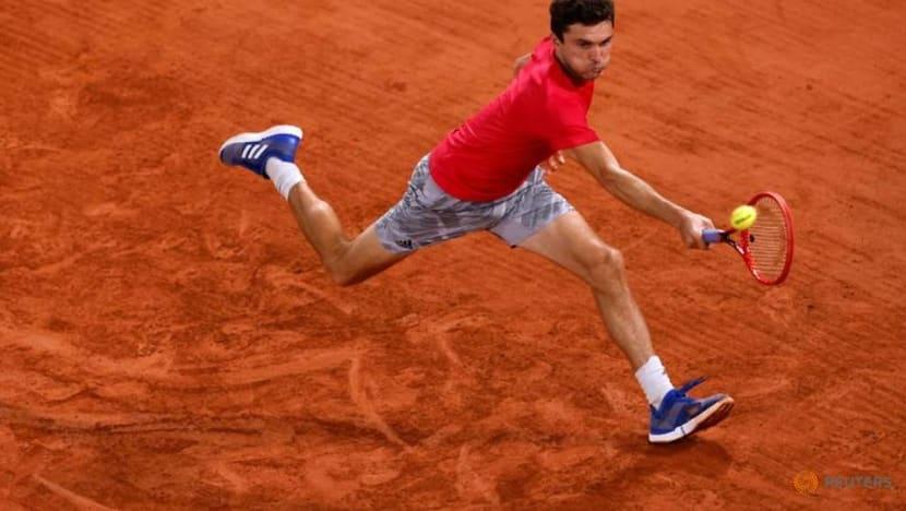 Tennis-Simon, Daniell and Andujar join ATP Council after Djokovic withdrawal