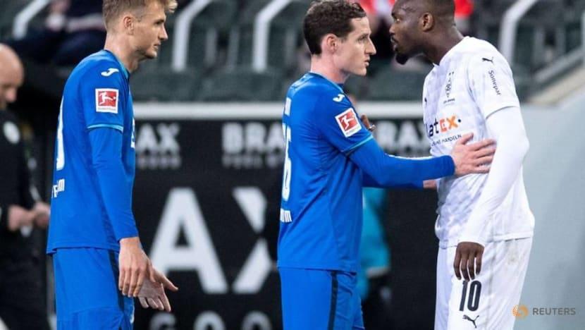 Football: Hoffenheim's Sessegnon strikes late to sink Gladbach