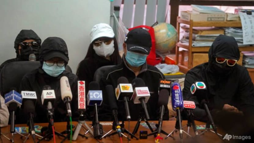 Relatives make plea for info on Hong Kong detainees in mainland China