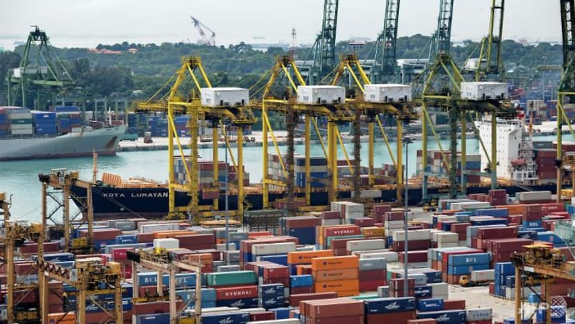 Singapore's exports grow 9.7% in April, bolstered by surge in pharmaceutical shipments