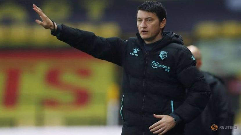 Football: Watford sack manager Ivic despite sitting fifth in Championship