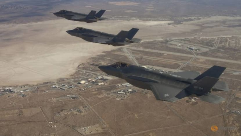 Singapore to buy 4 F-35 fighter jets with option for 8 more; price comparable to F-15SG