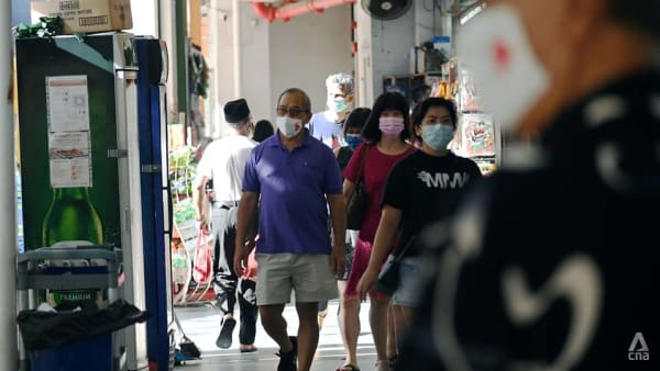 Record 2,236 new COVID-19 cases in Singapore, 5 more deaths