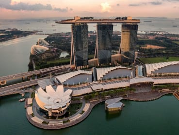 Singapore is 8th most luxurious city in the world, study finds