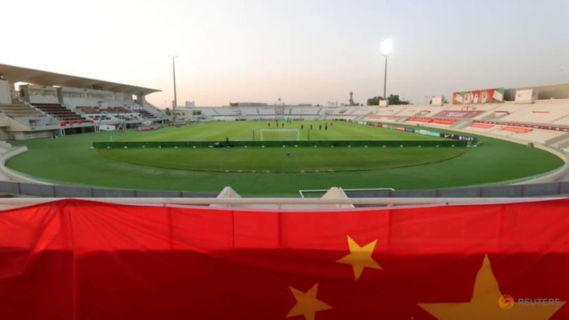 Football: China handed tough draw in World Cup preliminaries