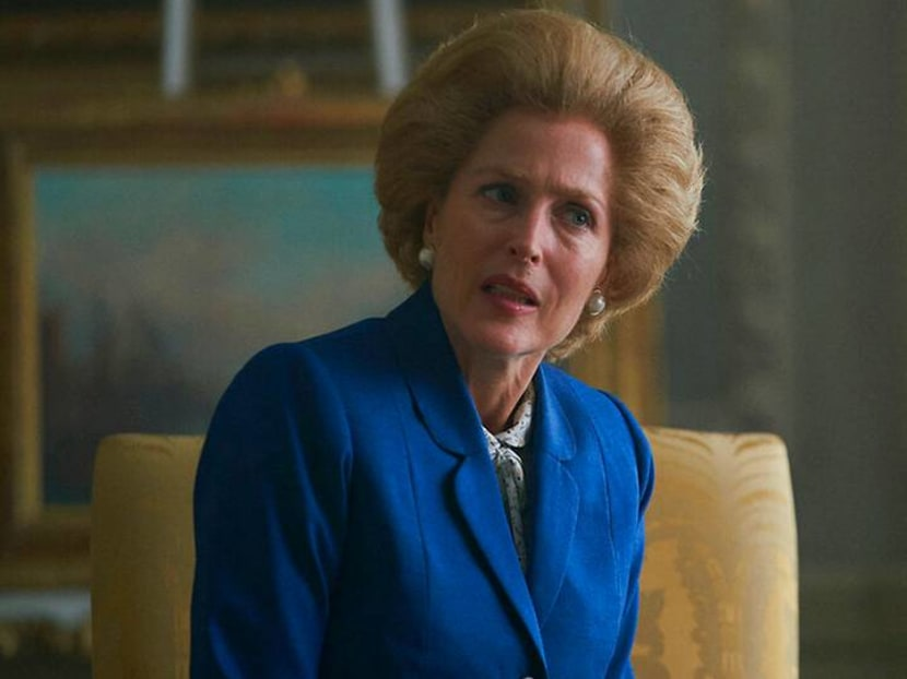 How Gillian Anderson captured Margaret Thatcher's look in Netflix's The Crown