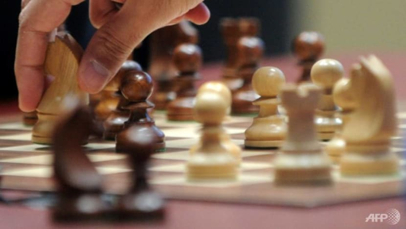 Commentary: Where is the fun of playing chess against a robot?