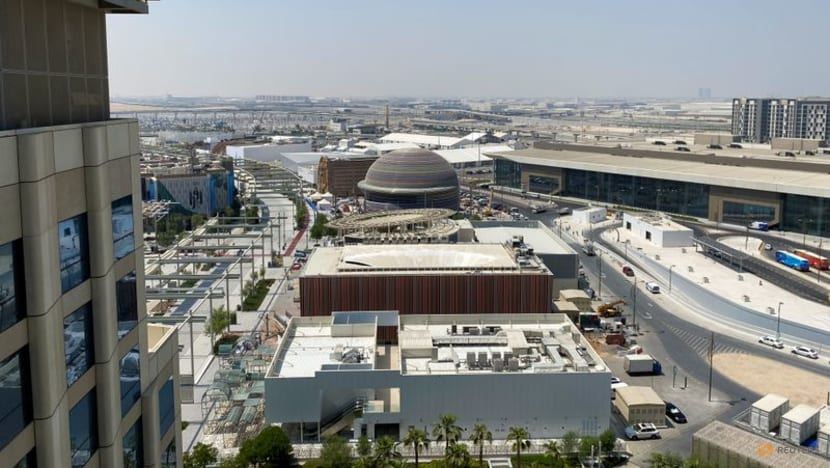 Middle East's first Expo to open in Dubai under shadow of pandemic