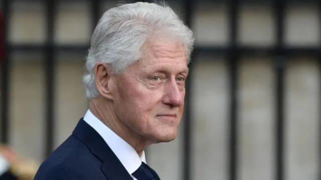美国前总统克林顿对治疗反应良好 将再住院一天