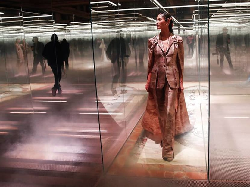 Fashion industry evolves as the COVID-19 pandemic forces a rethink