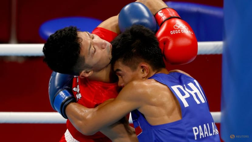 Olympics-Boxing-Russian Batyrgaziev delivers on golden promise