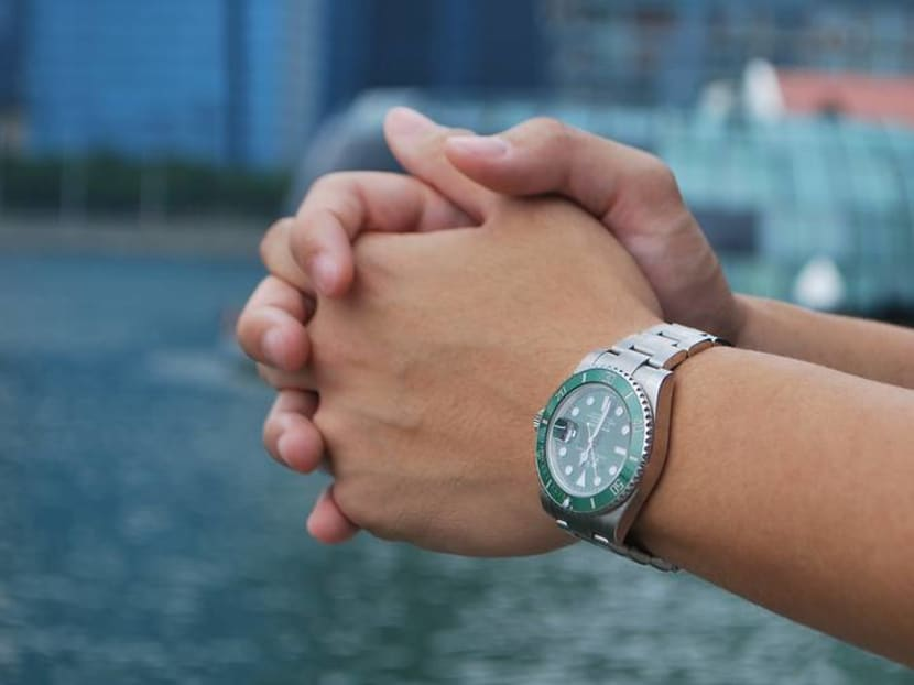 A Rolex Submariner for S$6 a day? The sharing economy hits the watch market