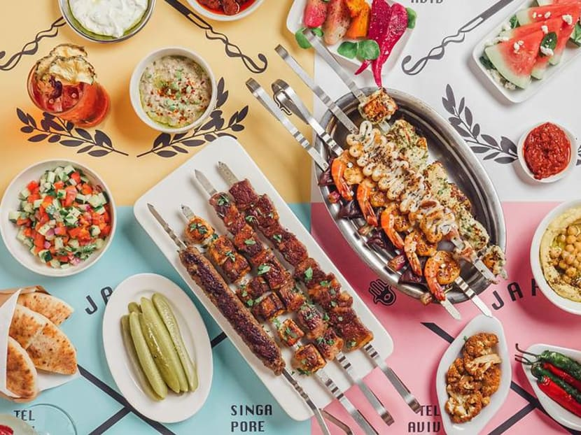 What's an authentic Israeli barbecue like? Find out at this Miznon pop-up
