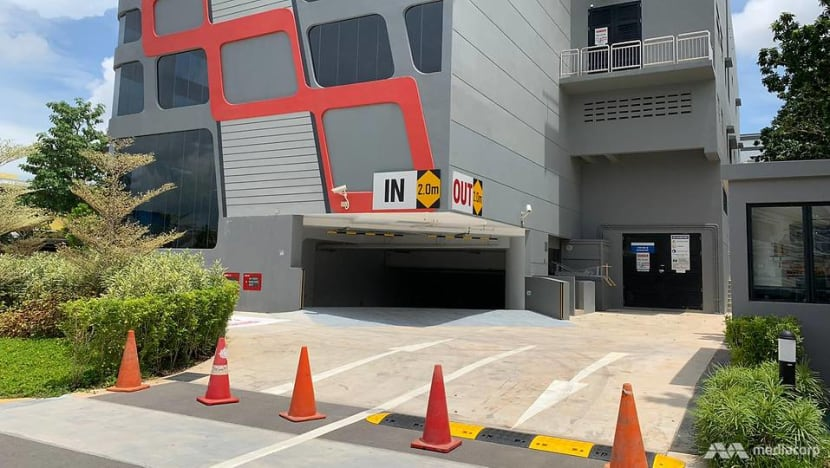 Empty mall in Changi not allowed to have restaurants due to residents' traffic, parking feedback: URA