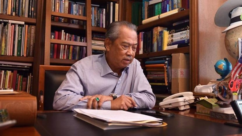 Malaysian PM Muhyiddin quarantined for 14 days after officer contracts COVID-19