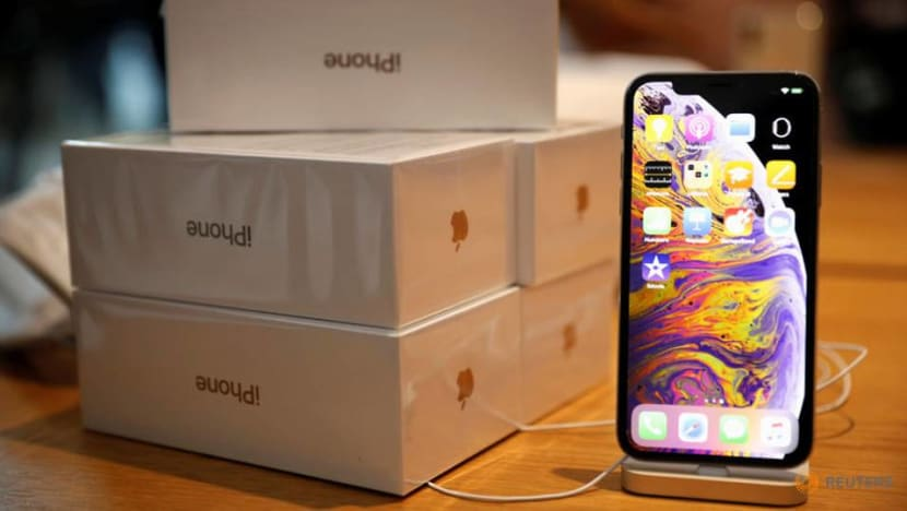 Woman jailed for misappropriating more than 25,000 iPhones from repair company, earning S$3 million