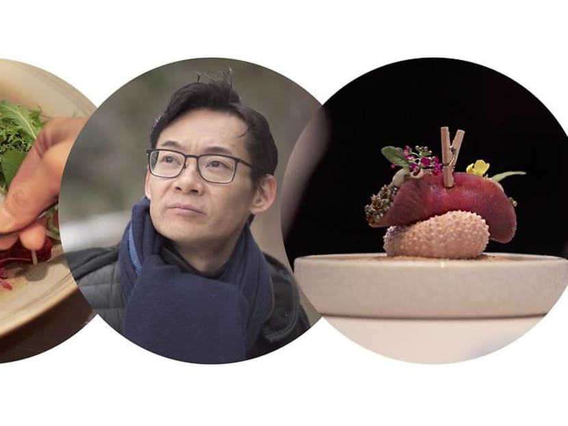 The Osaka chef who gave up French cuisine and Michelin stars to find himself