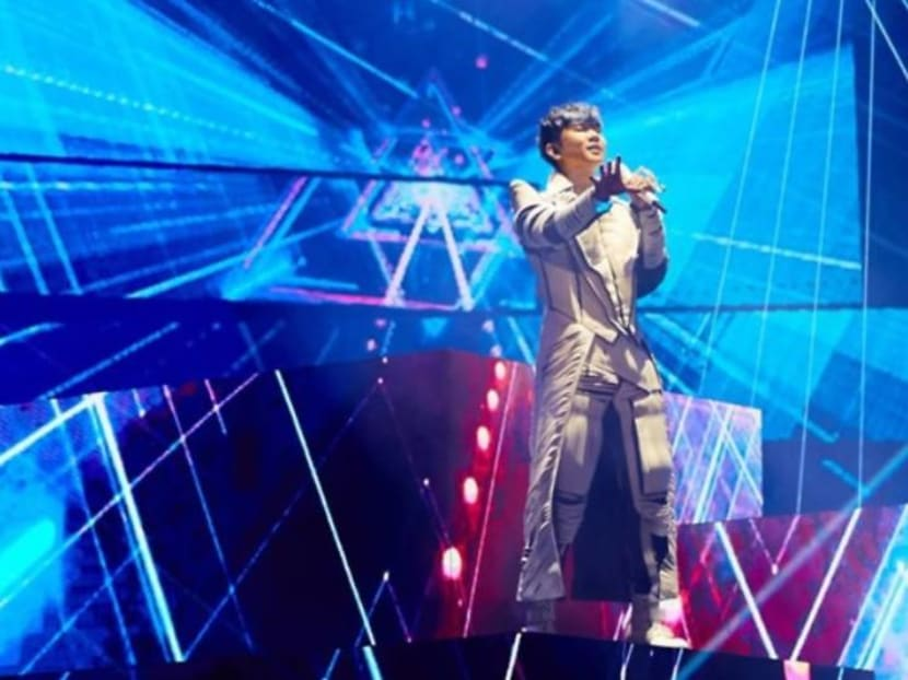 JJ Lin's Sanctuary virtual concert fraught with 'streaming issues'