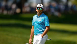 Golf: Garcia says Ballesteros moment helped instill his love for Ryder Cup
