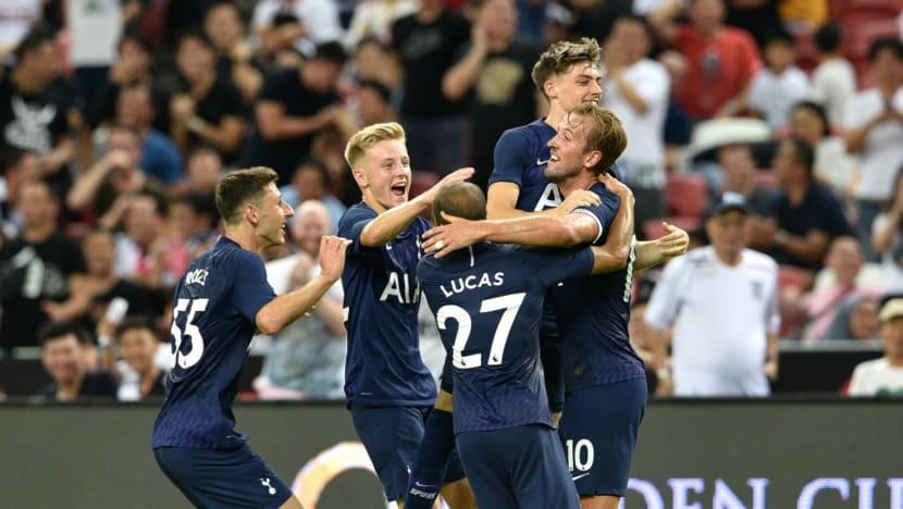 Football: Kane plays party pooper with wonder strike as Ronaldo-led Juventus fall to Spurs