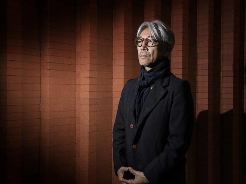 Award-winning composer Ryuichi Sakamoto: 'True creativity is destructive'