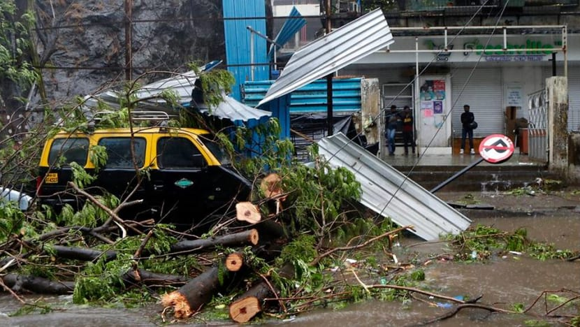 Another cyclone looms for India, week after deadly storm