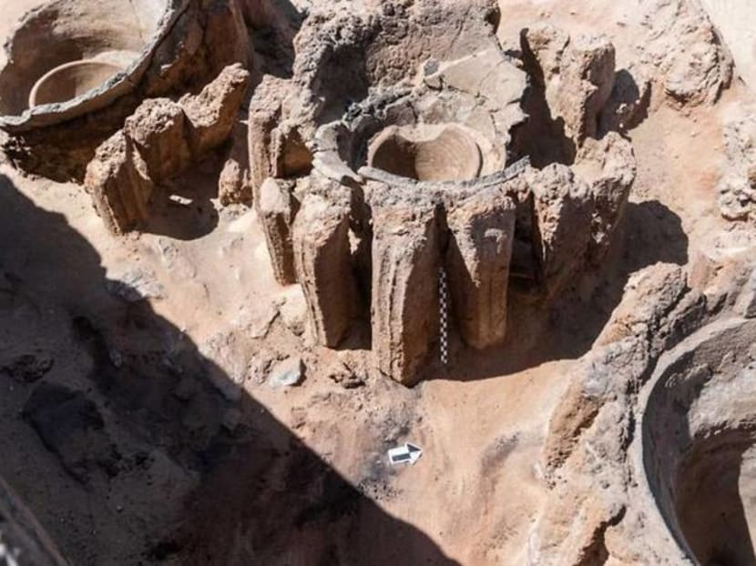 Ancient mass production brewery uncovered in Egypt