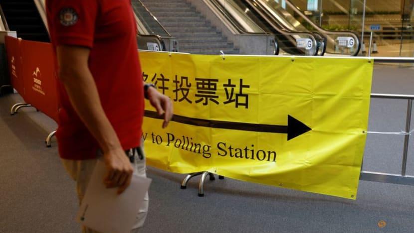 Hong Kong's first 'patriots-only' election kicks off