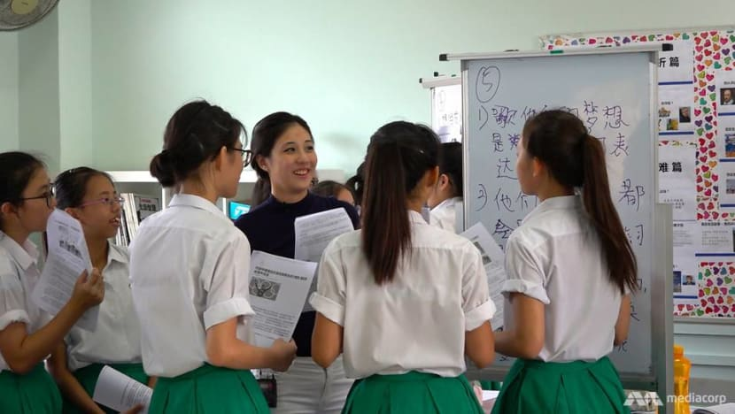 How has Singapore's Chinese Language syllabus evolved? We went back to school to find out