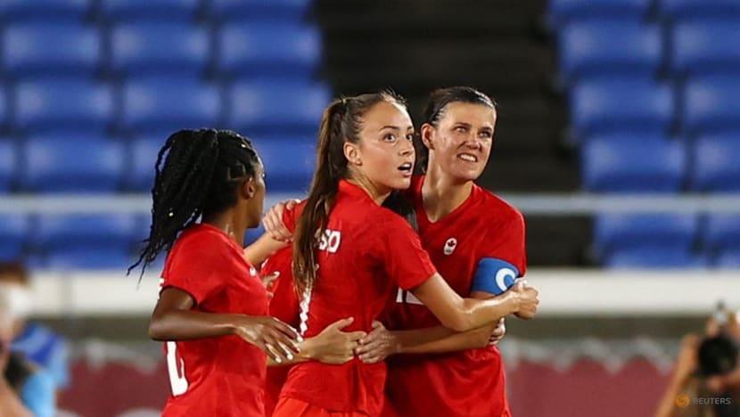 Olympics-Soccer-Sinclair finally claims soccer gold for Canada