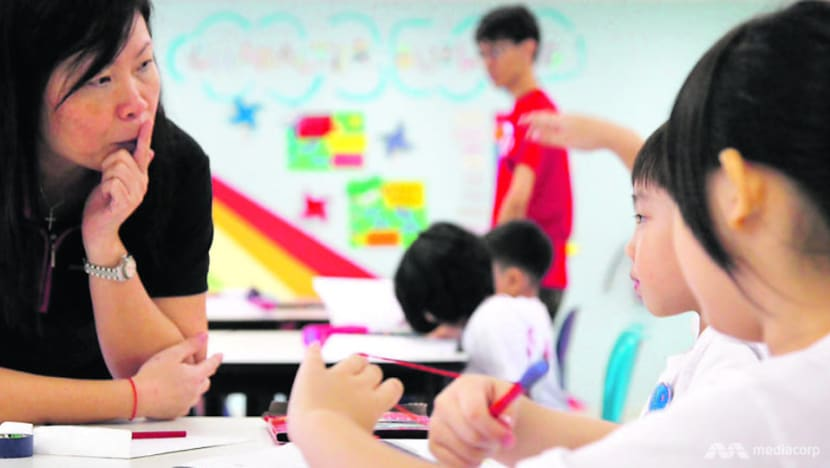 COVID-19: School cannot be 'voluntary', not good for morale of students and teachers, says Ong Ye Kung