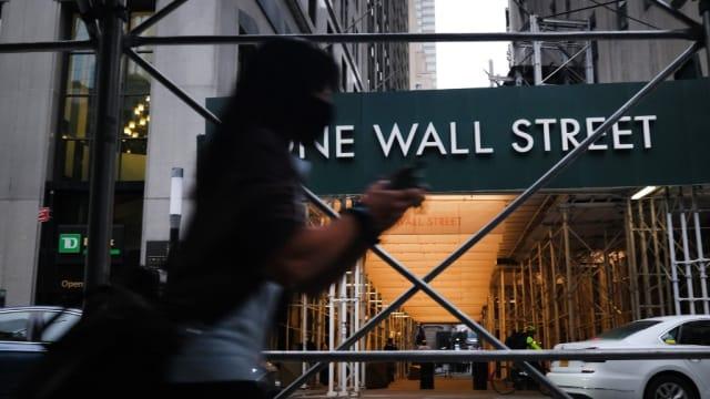 美国华尔街股市连续三个交易日升高