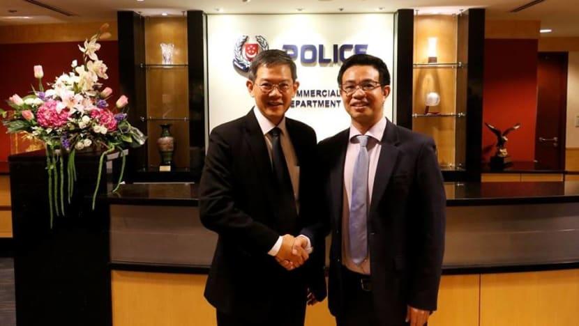 Singapore police recover S$27 million linked to China Ponzi scheme