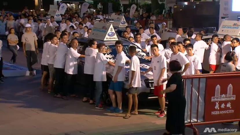 Mediacorp Subaru Car Challenge returns with almost 400 participants