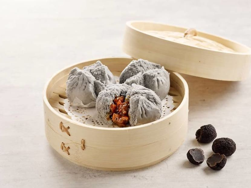 Paradise Teochew launches 'innovative' dim sum menu for a limited time