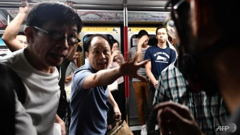 Commentary: The fight behind closed doors at home in Hong Kong