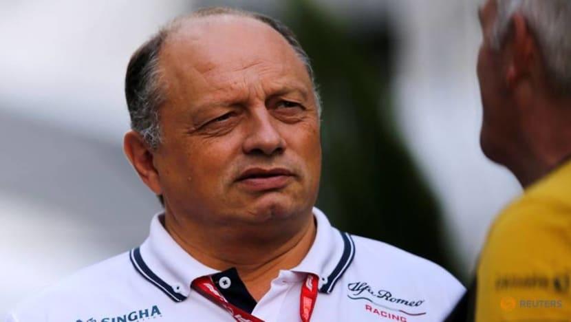 Formula 1: Alfa Romeo team principal Vasseur tests positive for COVID-19