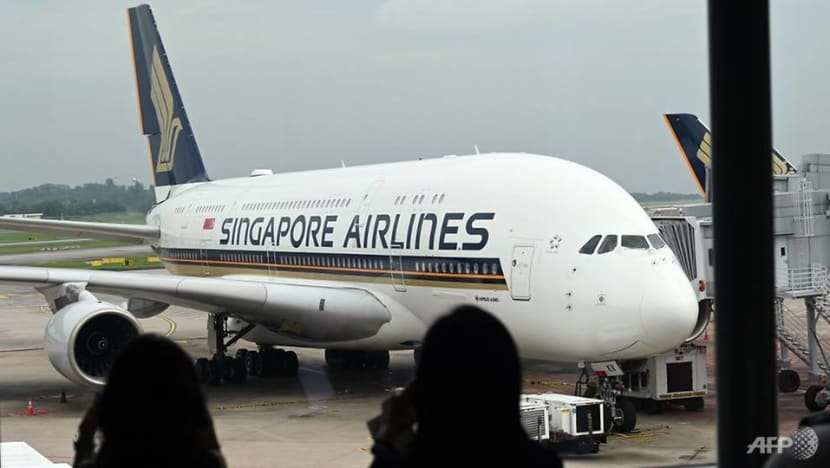 SIA Group reports first half net loss of S$3.5 billion as passenger numbers fall by 98.9% amid COVID-19
