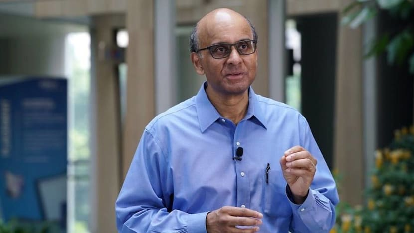 Singapore will 'redouble efforts' to strengthen social compact amid economic challenges: Tharman