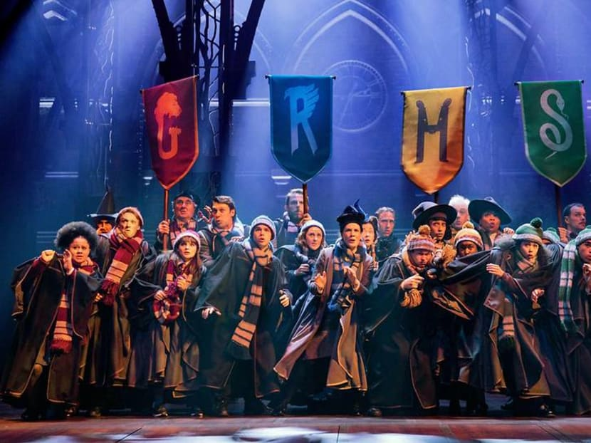 Melbourne's magical moment with Harry Potter And The Cursed Child