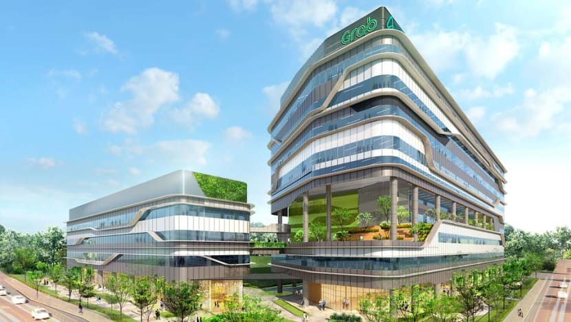 Grab to get new S$181 million headquarters in Singapore