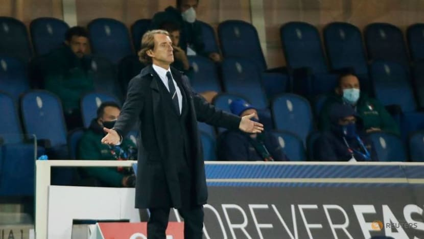 Football: Italy coach Mancini tests positive for COVID-19