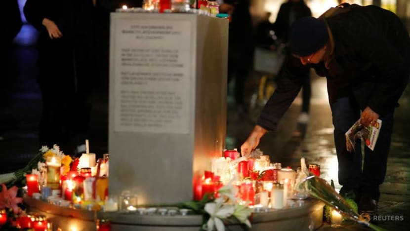 Jews demand action from Germany after deadly anti-Semitic attack
