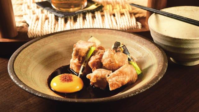 香港摩登日料 用苏打水做炸浆,酥脆不腻