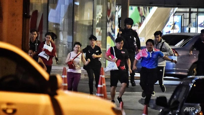 Commentary: The troubling trends underlying Thailand's mass shooting