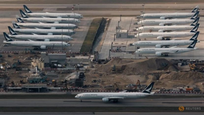 Cathay Pacific to make further cuts to flights amid COVID-19 pandemic: Internal memo