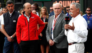 Melbourne's Australian Grand Prix 'not going anywhere': Official