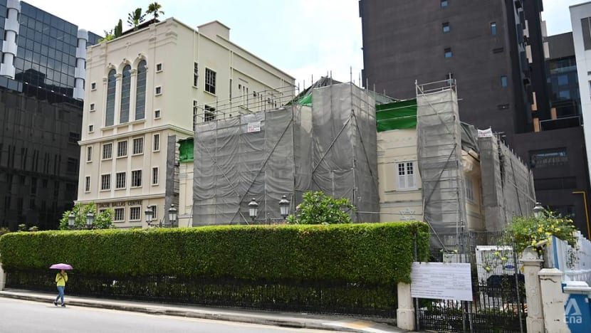 No SAF equipment missing in unit of NSF who planned synagogue attack: MINDEF