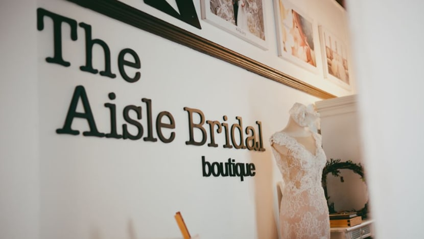 More than S$55,000 lost in prepayments after The Aisle Bridal Boutique closed suddenly: CASE